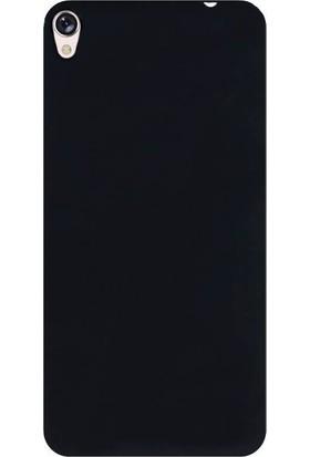 Kılıfist Asus Zenfone Live ZB501KL Kılıf Mat Premium Silikon Kılıf Slim Fit Simple Case Siyah