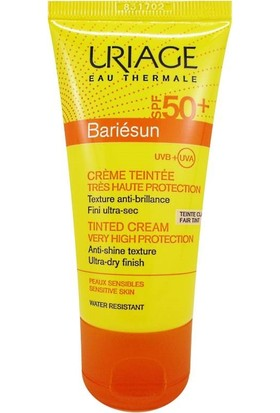 Uriage Bariesun SPF50+ Tinted Cream Fair Tint 50 ml