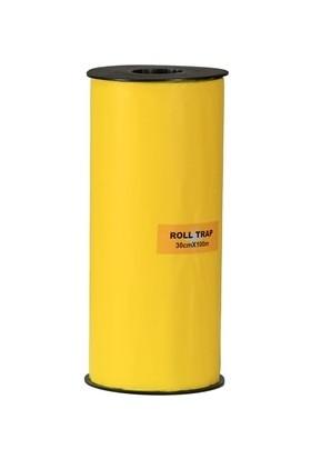 Roll Trap Sarı Rulo Si̇nek Tuzak 30 cm x 100 m