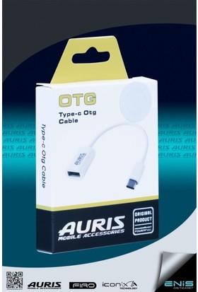 Auri̇s USB to Mi̇cro OTG Kablo