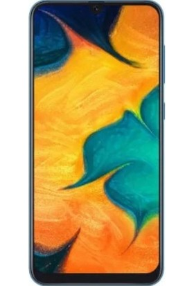 Dafoni Samsung Galaxy A30 Slim Triple Shield Ekran Koruyucu