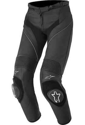 Alpine Stars Stella Missile Leathr Pants Deri Motosiklet Pantolonu