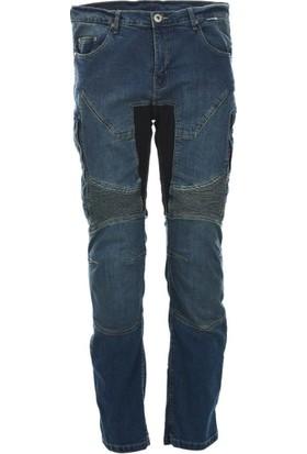 Andes Hitech Kevlar Jeans Motosiklet Pantolonu