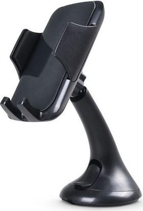 Gecko Go Smart Araç İçi Telefon Tutucu Siyah