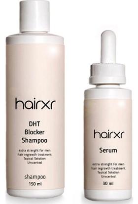 Hairxr Saç Bakım Seti 150 ml Şampuan 30 ml Saç Serumu
