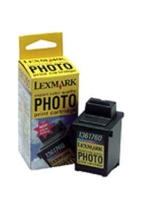 Lexmark 1361760 Renkli Foto Kartuş