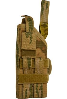 Ktm Taktik Tabanca Kılıfı Sağ Jandarma Kamuflajı