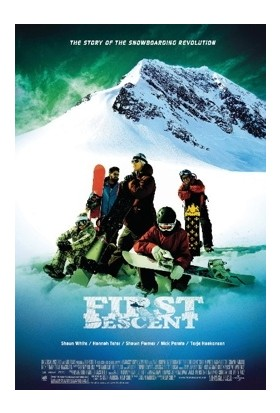 First Descent (Zirvedekiler) - DVD