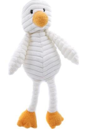 Pudcoco Uyku Arkadaşı Peluş Ördek Oyuncak 34 cm