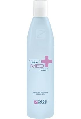Cece Med Oily Hair Shampoo Yağlı Saç Şampuanı 300 ml