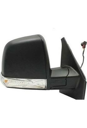 Art Fiat Doblo 2010 Elektrikli Isıtmalı Sinyalli Sağ Komple Dikiz Aynası