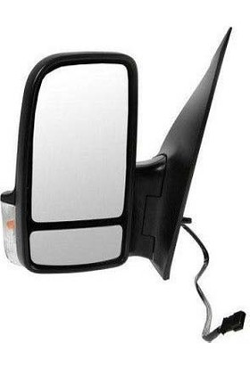 Art Volkswagen Crafter Ayna Elektrikli Isıtmalı Sinyalli Komple Sol