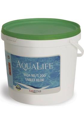 Aqualife Tcca %90 Stabil Aktif Granül Havuz Klor 25 kg