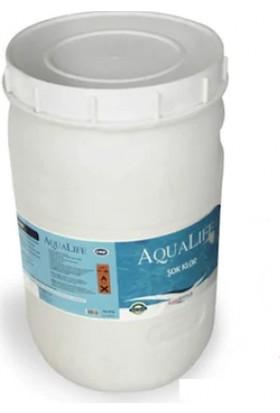 Aqualife Şok Toz Havuz Suyu Kloru %70 40 kg