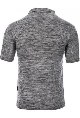 Cresta Katyonik İnj Polo Erkek Günlük T-Shirt 2029-Ktypol-Inj