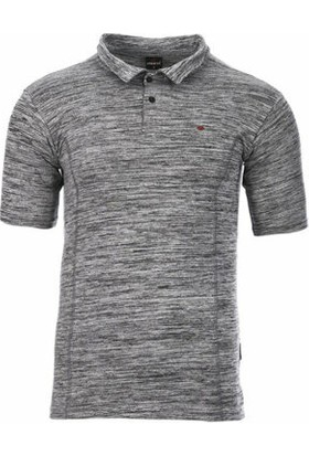 Cresta Katyonik Kir Polo Erkek Günlük T-Shirt 2029-Ktypol-Kır