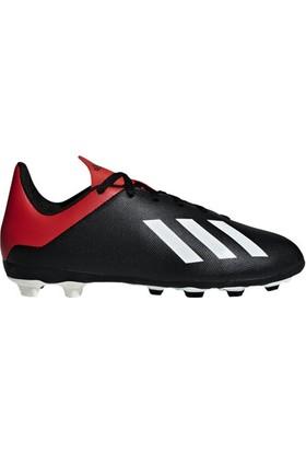 adidas X 18.4 Fxg J Erkek Siyah Futbol Ayakkabısı / Krampon Bb9378