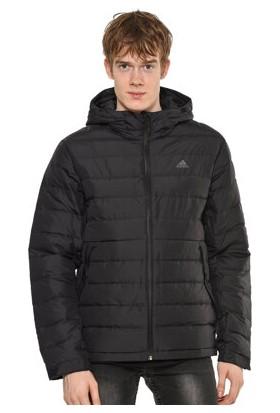 Adidas Clımawarm Hoodı Siyah Erkek Outdoor Mont Dm1963