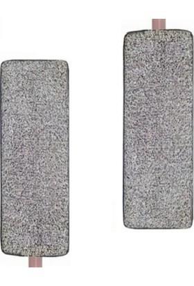 Spin Tablet Mop Yedek Mikrofiber Püskül 5' li