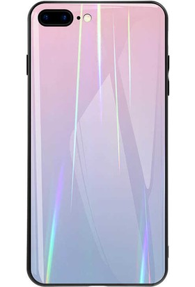Zore Apple iPhone 7 Plus Friz Cam Kapak
