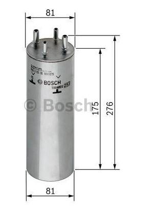 Bosch Mazot Filtresi Transporter T5 1,9 / 2,0 Tdi̇ 0450906467
