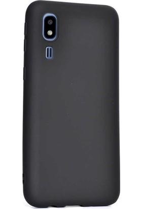 Gpack Samsung Galaxy A2 Core Kılıf Premier Silikon Esnek Arka Koruma