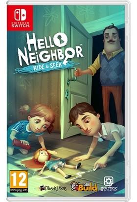 Hello Neighbor Hide & Seek Switch Oyun