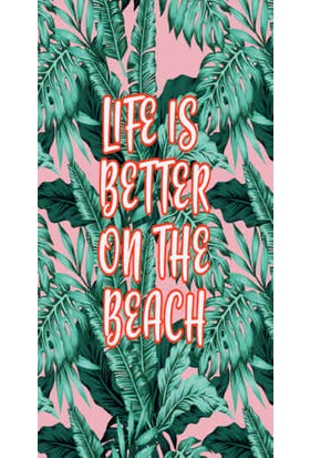 Yorka Design Plaj Havlusu