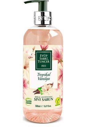 Eyüp Sabri Tuncer Tropikal Vanilya 500 ml