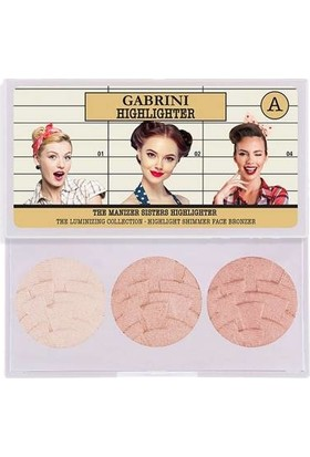 Gabrini Highlighter A 3 Lü