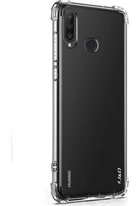 Ally Huawei P30 Lite Anti-Drop Darbe Emici Silikon Kılıf