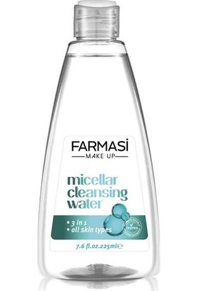 Farmasi Miselar Makyaj Temizleme Suyu