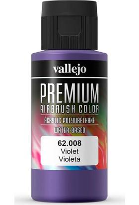 Vallejo 62008 Premium Violet Maket Boyası