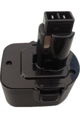 Inf Tnl Marka Black&decker A9252 12V Şarjlı Matkap Uyumlu Ni-Cd Batarya