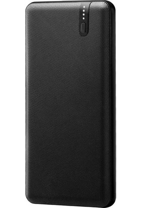 Spigen Essential F712D 20000 mAh 2 Çıkışlı 5V 2.4A iP (Intelligent Power Technology) Taşınabilir Şarj Cihazı Powerbank - 000BP24948
