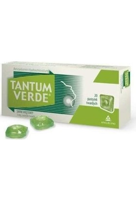 Tantum Verde P Naneli 20 Pastil