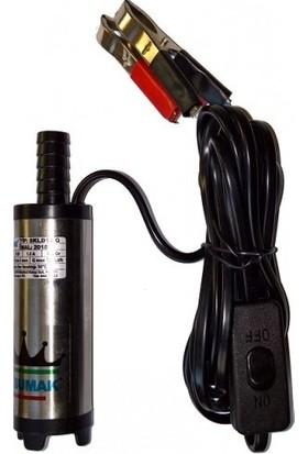 Sumak Skld12G Kalem Dalgıç Pompası 3 Mss 720 Litre/H 12 Volt -Manuel-