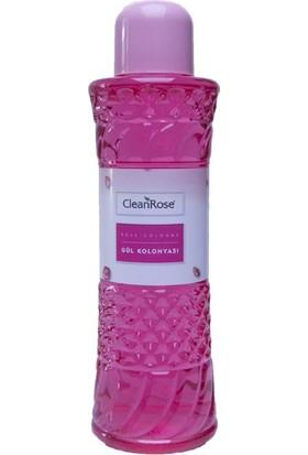 Clean Rose Kalıcı Gül Kolonyası (370 Ml)