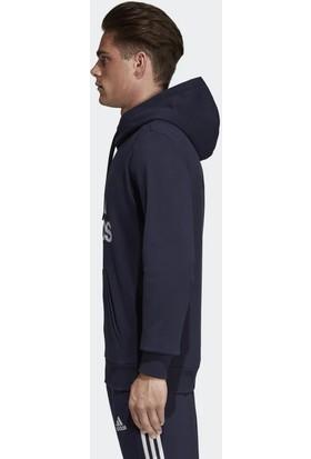 adidas Erkek Günlük Kapşonlu Sweatshirt Dt9943 Mh Bos Po Ft