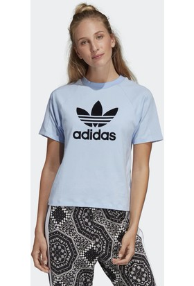 Adidas Kadın Günlük T-Shirt Du9870 Regular Tee