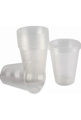 Kafem Otomat 180 cc Plastik Bardak 100'LÜ 30 Paket
