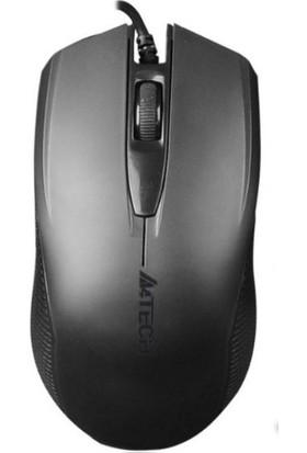A4 Tech OP-760 USB 1000DPI Siyah Mouse