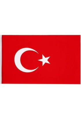 Bayrak Türk Bayraği Kumaştan Kutulu 20X30 cm Pk:10