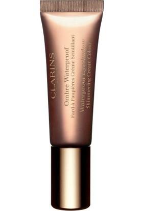 Clarins Ombre Waterproof Cream Eyeshadow Silver Ta