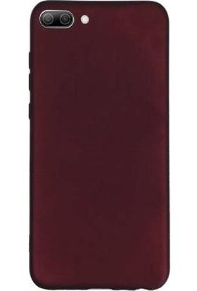 Tbkcase Honor 10 Lüks Silikon Kılıf Bodro