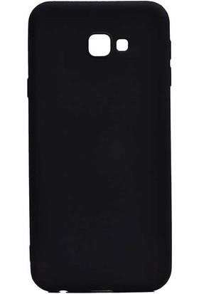 Tbkcase Samsung Galaxy J6 Plus Lüks Silikon Kılıf Siyah