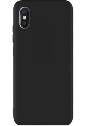 Tbkcase Xiaomi Mi8 Pro Lüks Silikon Kılıf Siyah