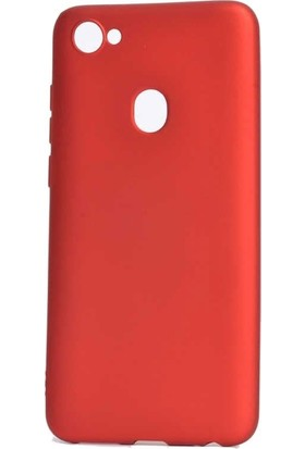 Tbkcase Casper Via G3 Lüks Silikon Kılıf Kırmızı
