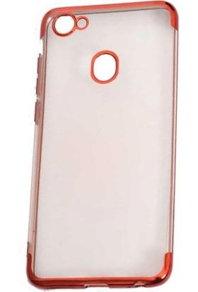 Tbkcase Casper Via G3 Lazer Silikon Kılıf Kırmızı