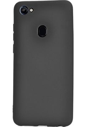 Ehr. Casper Via G3 Priming Mat Silikon Arka Kapak Kılıf Siyah